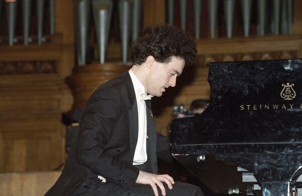 Пианист Евгений Кисин. Архив