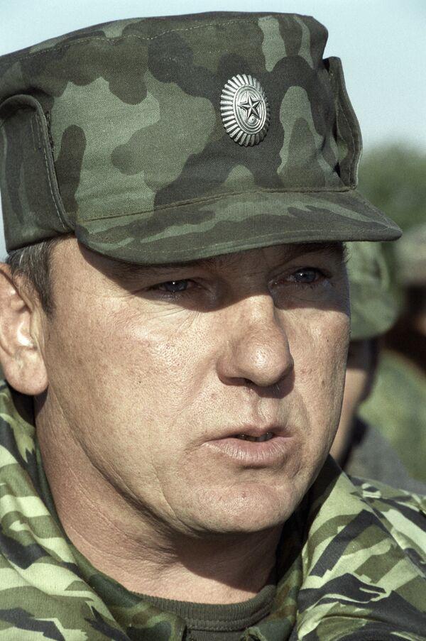 Владимир Шаманов. Архив