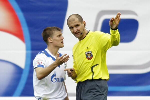 Игорь Денисов (слева) и Эдуард Малой