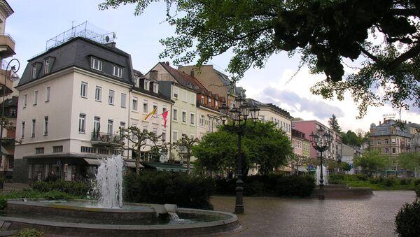 Город Баден-Баден