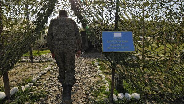 Второй российский солдат просит убежища в Грузии