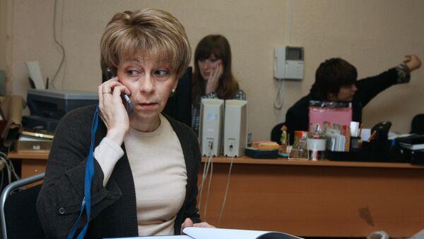 Исполнительный директор МОО Справедливая помощь Елизавета Глинка. Архивное фото