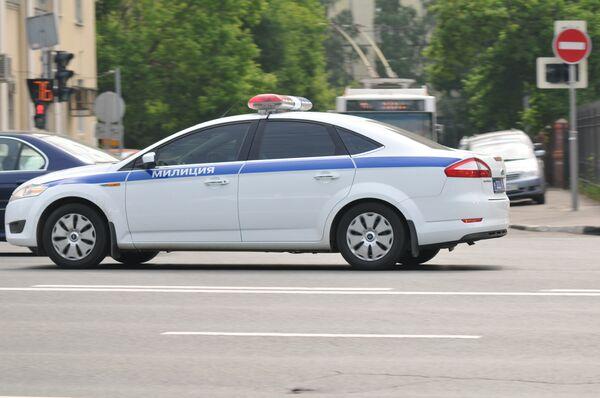 Милицейская машина сбила 8-летнего мальчика в Подмосковье