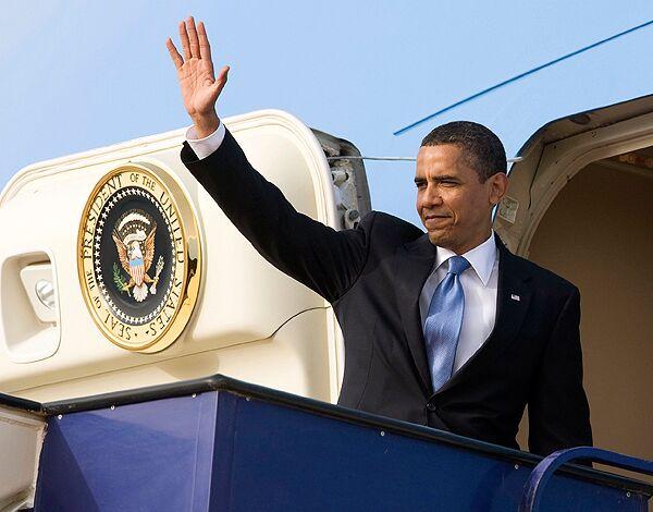 Барак Обама посетил Египет