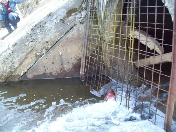 Обследование основных источников водоснабжения