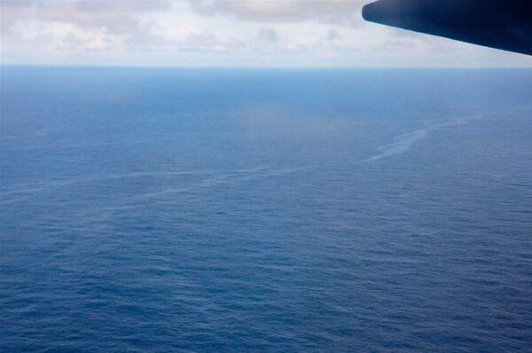 На месте крушения самолета А330