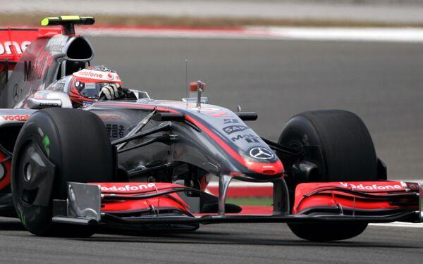 Хейкки Ковалайнен на Гран-при Турции