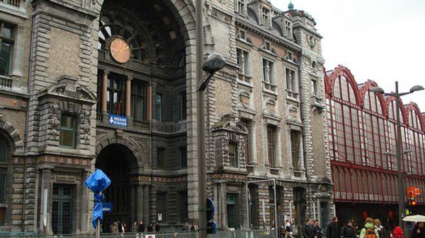 Антверпен. Архив
