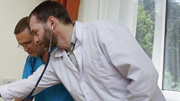 Врачи настаивают на срочной госпитализации Затулина