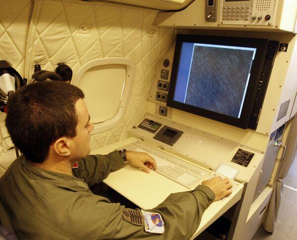 Поиски самолета А330 в Атлантическом океане