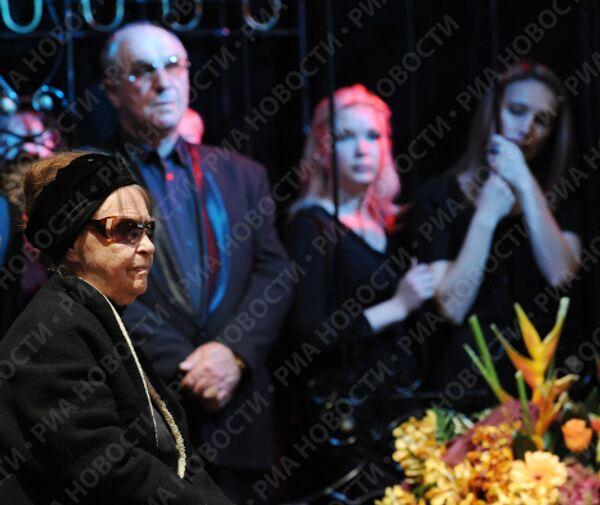 Церемония прощания Борисом Покровским состоялась в Москве