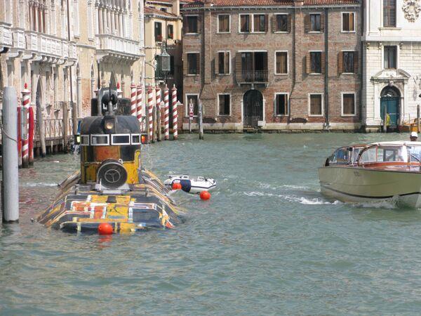Биеннале современного искусства в Венеции