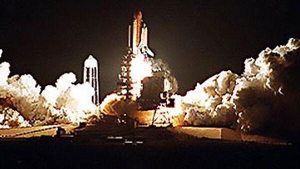 Шаттл Эндевор должен стартовать к МКС 13 июня