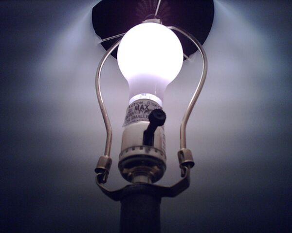 Кредиты населению на покупку ламп помогут экономить электроэнергию
