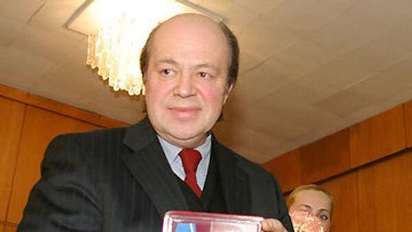 Джазовый пианист Игорь Бриль