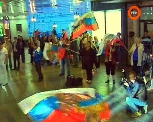 Россия, забей! Российские фанаты едут на игру с финнами