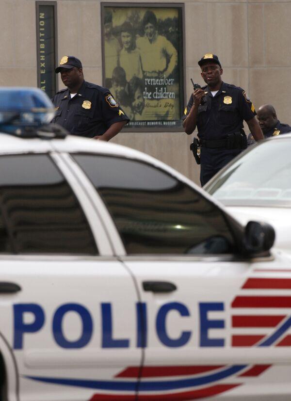Полиция арестовала подозреваемого, стрелявшего в офисном здании в США