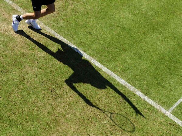 Ложная бомба стала причиной задержки теннисного матча в Лондоне