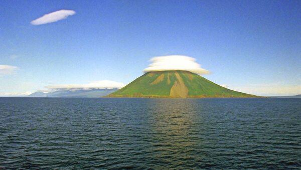 Курильские острова. Архив
