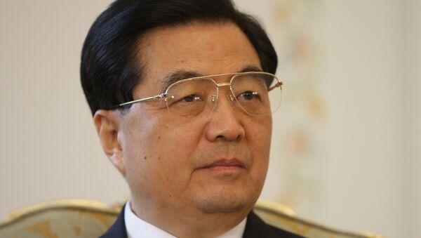 Китай не изменит курсу мирного развития - Ху Цзиньтао