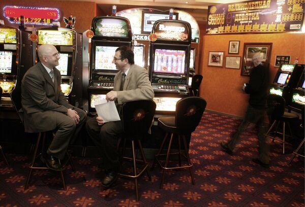 работа в охране казино москвы