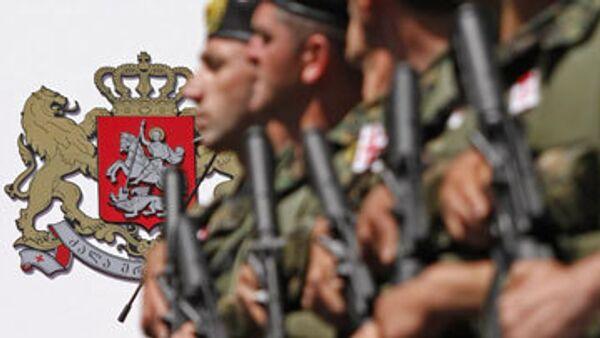 Грузия ничего не будет предпринимать в связи с бегством офицера в РФ