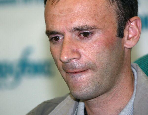 Бывший офицер ВМС Грузии Алик Бжания