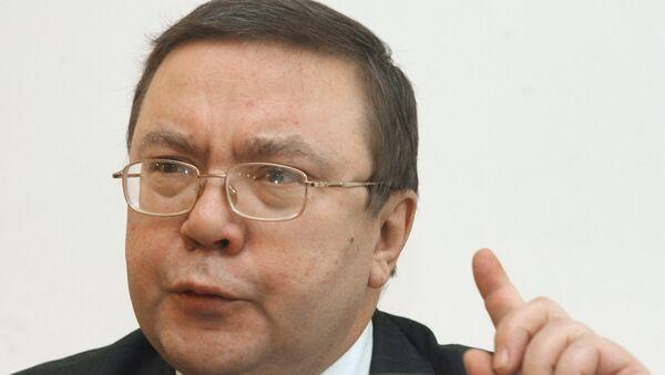 Вице-президент Российской академии образования Виктор Болотов