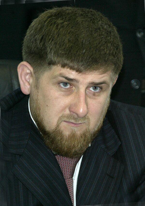 Р.Кадыров