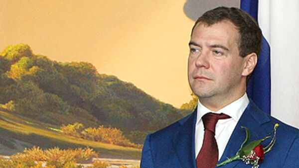 После первого и чрезвычайно успешного визита в Египет российский президент Дмитрий Медведев «углубился в Африку»