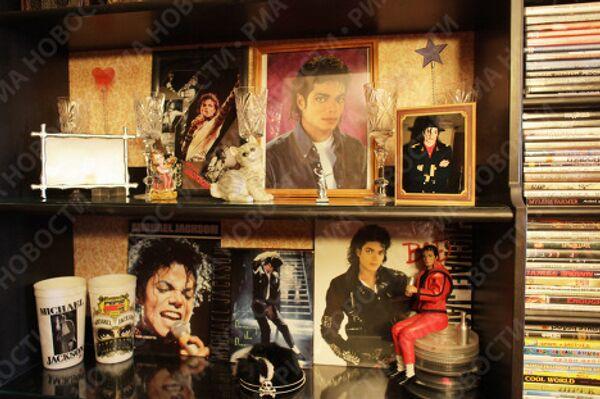 Сувениры с изображением Майкла Джексона