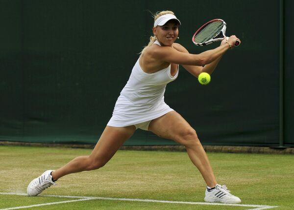 Российская теннисистка Елена Веснина