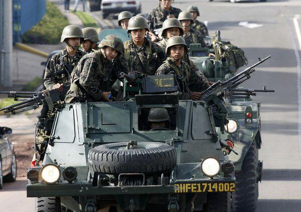 Государственный переворот в Гондурасе