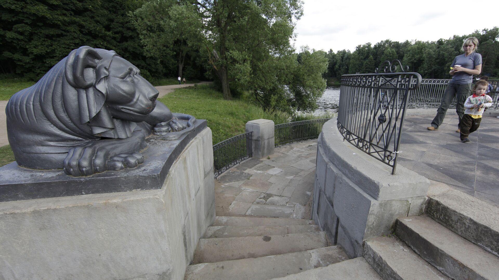 Парк Кузьминки-Люблино - РИА Новости, 1920, 20.07.2021