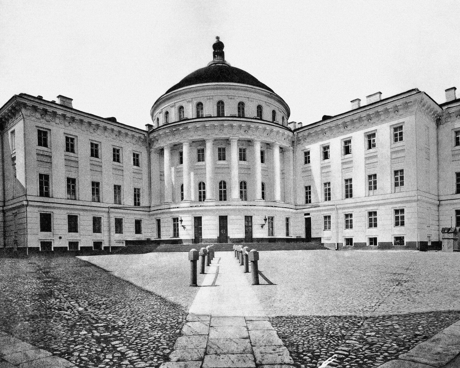 Здание Сената в Москве - РИА Новости, 1920, 10.09.2021