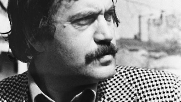 Писатель Василий Аксенов. Архив