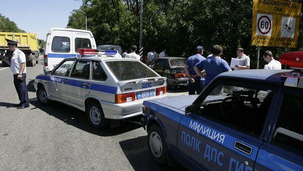 На месте происшествия в Ростовской области