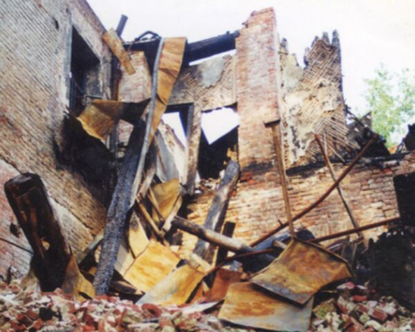 Кризис помешал восстановить из руин старинные московские палаты
