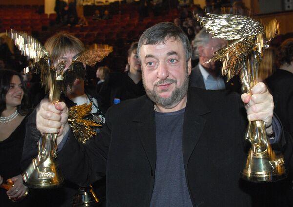 П.Лунгин - обладатель премии Ника