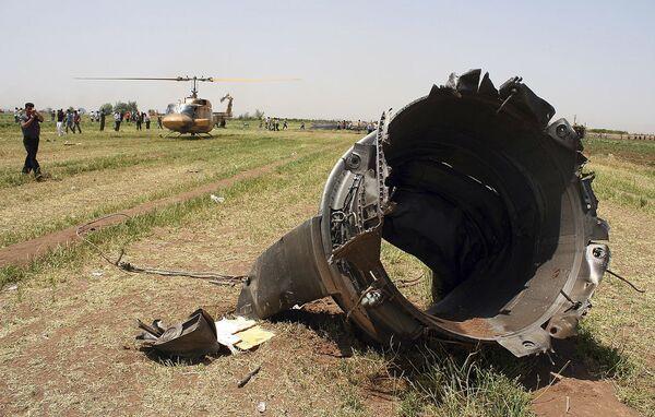 Обнаружены тела погибших в крушении самолета под Минском - МЧС