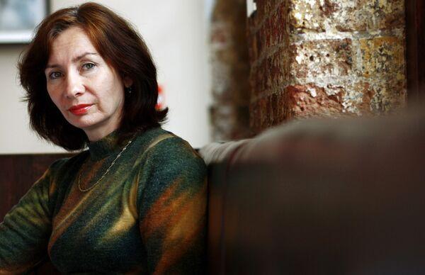 Чеченская правозащитница Наталья Эстемирова