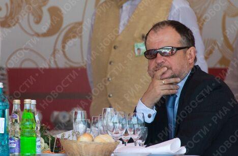 Председатель совета директоров ОАО Новолипецкий металлургический комбинат Владимир Лисин