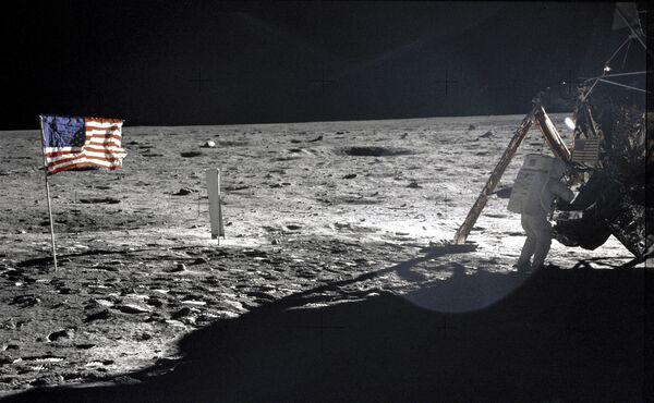 Выставка фотографий, сделанных астронавтами США на Луне, открывается в Находке