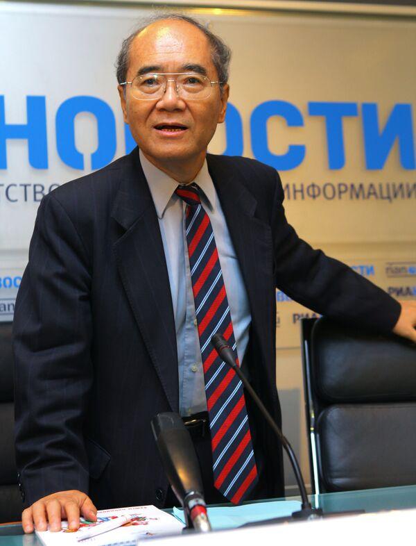 Экс-генеральный директор ЮНЕСКО Коитиро Мацуура. Архив
