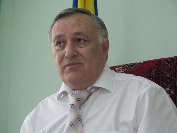 Председатель Центральной избирательной комиссии Евгений Штирбу