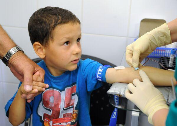 Детям после заграницы нужен карантин из-за гриппа A/H1N1 - врачи