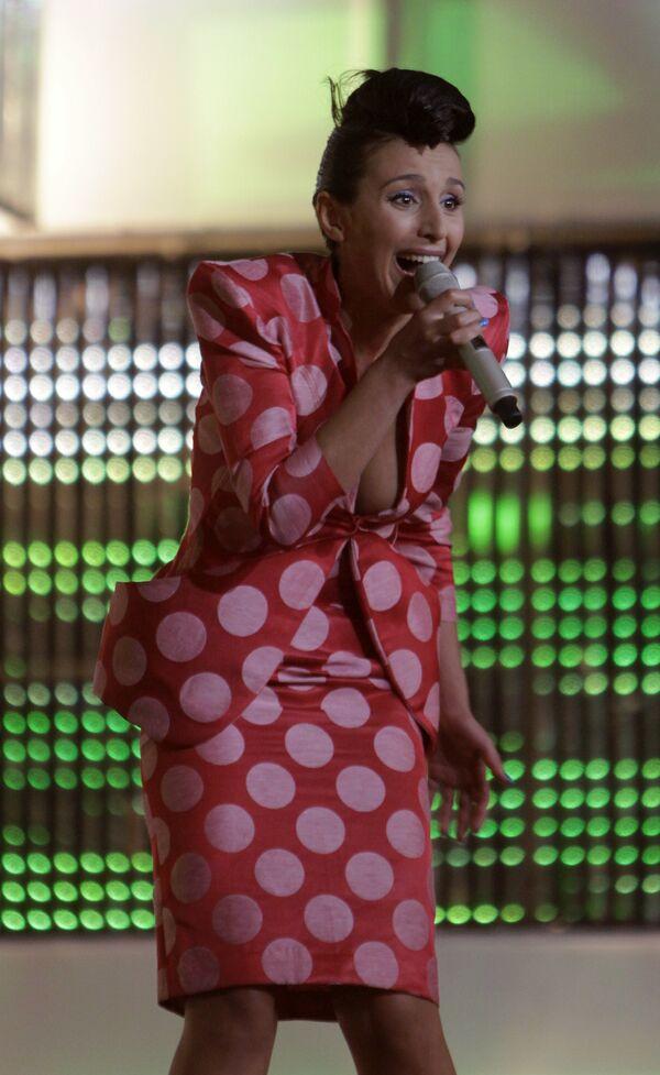 Певица Джамала (Сусанна Джамалатдинова)