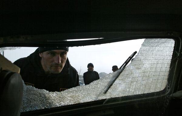 Жителя Ингушетии расстреляли в Кабардино-Балкарии в собственной машине