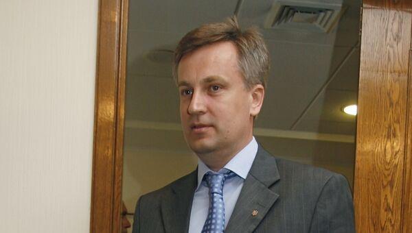 Председатель СБУ Валентин Наливайченко