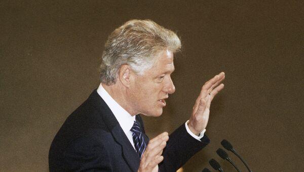 Билл Клинтон. Архив